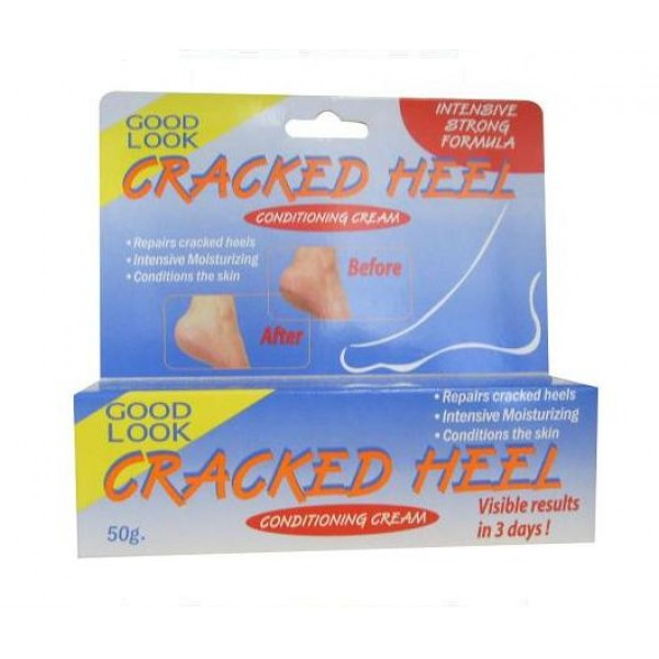 Cracked Heel Cream 50gm